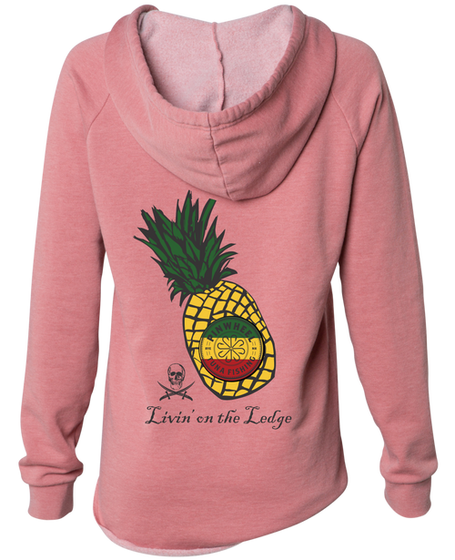 Pineapple Super soft Ladies Sweatshirt
