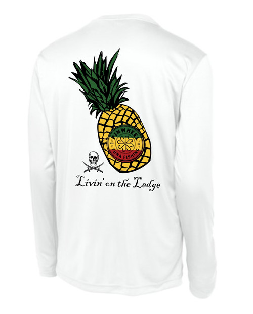 Pineapple  UV long sleeve shirt