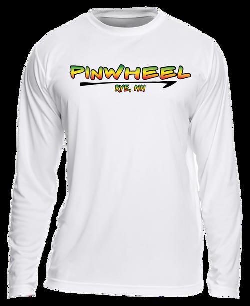 Pineapple Kraken Moisture-Wicking UV Long Sleeve T-shirt