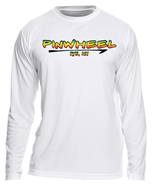 Pineapple Kraken Moisture-Wicking UV Long Sleeve T-shirt