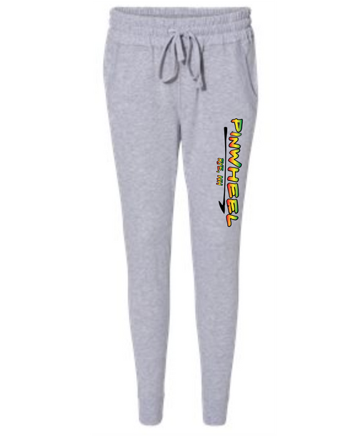 Pinwheel Ladies Jogger