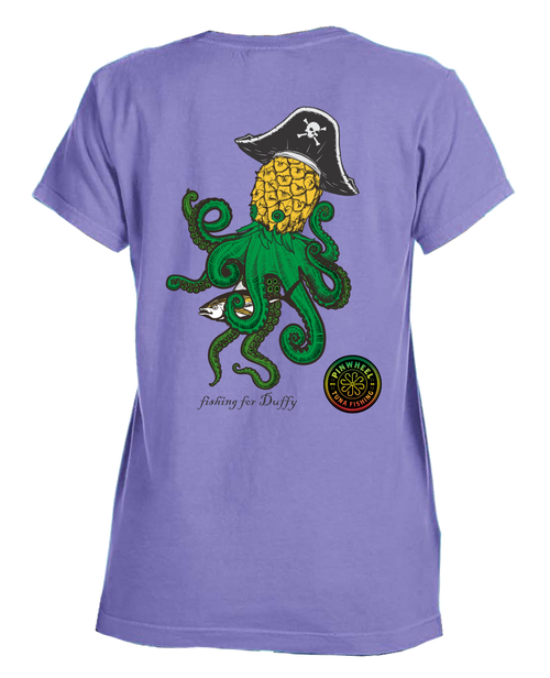 Kraken ladies tee