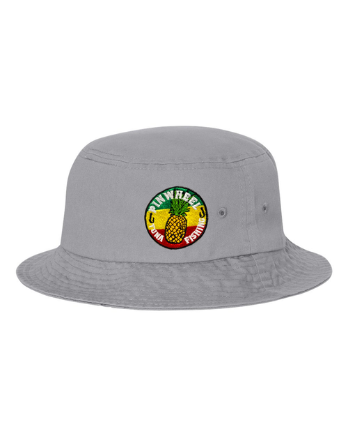 New Pineapple Pinwheel Bucket Hat