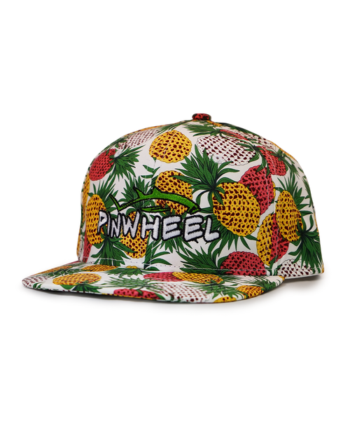 Pineapple Snapback hat