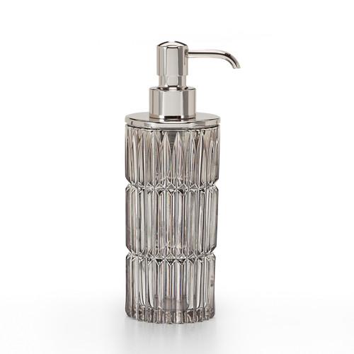 Prisma Smoke Pump Dispenser - Polished Chrome