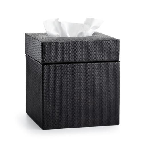 Logan Black Tissue Cover