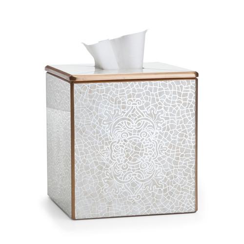 Miraflores Gold Tissue Cover
