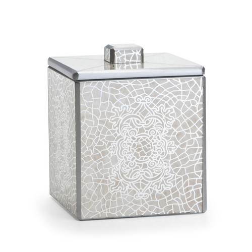 Miraflores Silver Canister