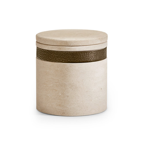 Rocco Bronze Canister
