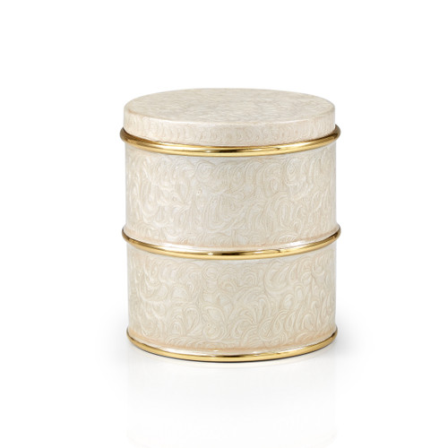 Fiona Ivory Canister