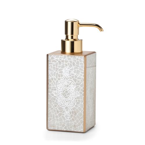 Miraflores Gold Pump Dispenser