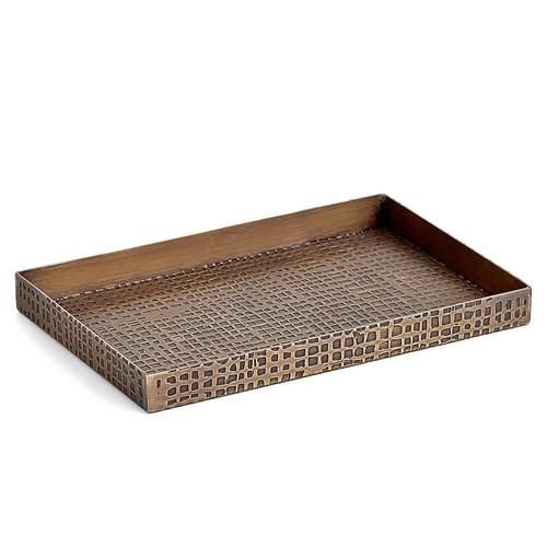 Scrim Bronze Tray