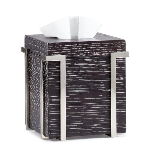 Embrace Oak/Nickel Tissue Cover