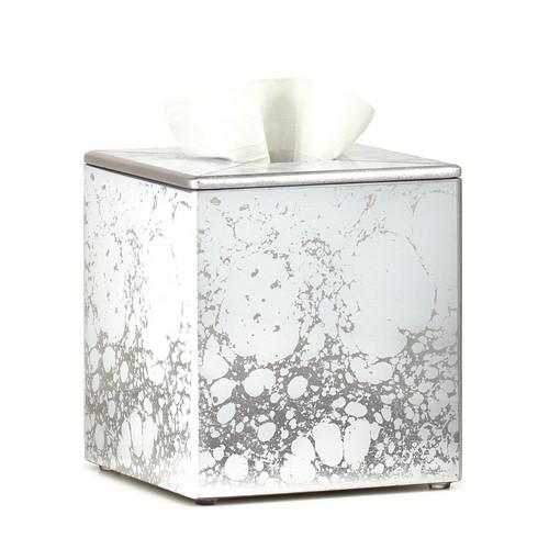 Amari Silver Tissue Cover