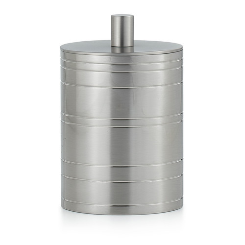 Rings Brushed Canister