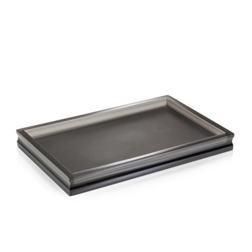 Milo Smoke Gloss Tray
