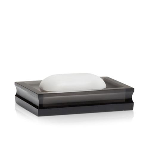 Milo Smoke Gloss Soap Dish