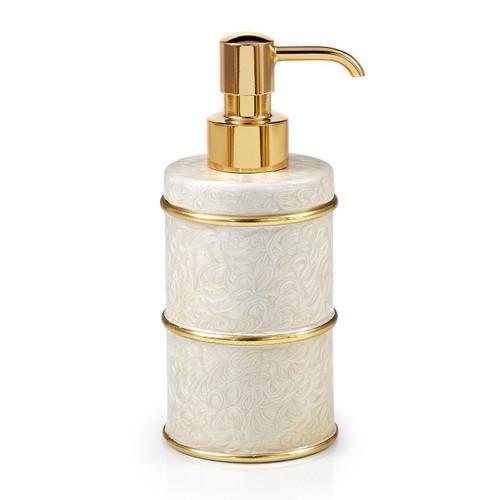 Fiona Ivory Pump Dispenser