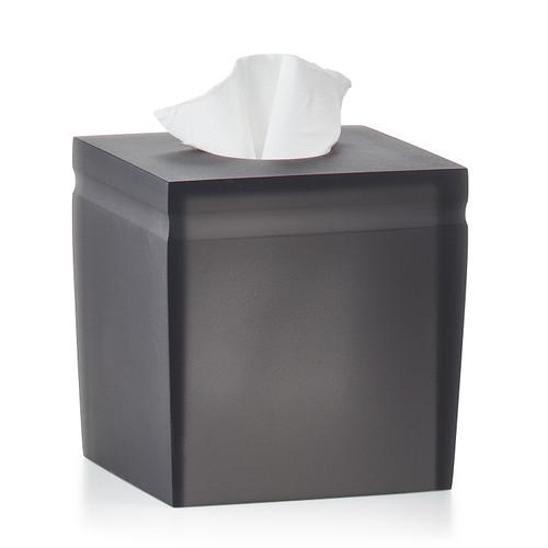 Milo Smoke Matte Tissue Cover