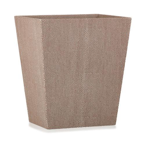 Raye Sepia Waste Basket