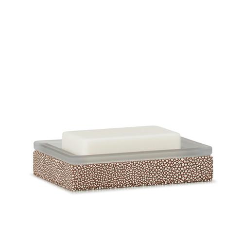 Raye Sepia Soap Dish