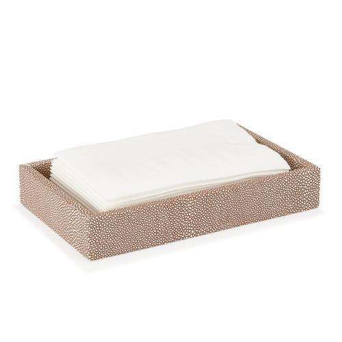 Raye Sepia Towel Tray