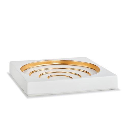 Ziggurat Gold Platter