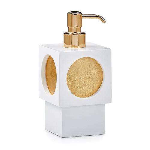 Moongate Gold Pump Dispenser