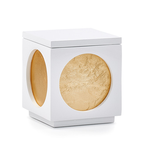 Moongate Gold Canister