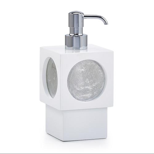 Moongate Silver Pump Dispenser