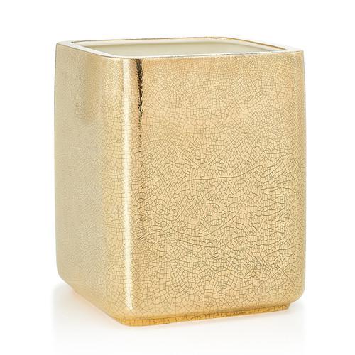 Pia Gold Waste Basket