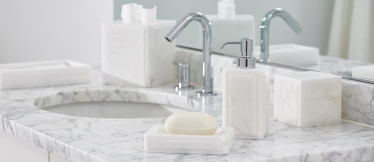 Superbe Beautiful Accessories For The Bathroom Vanity