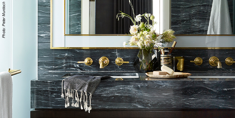 Beautiful Baths with Bella Mancini
