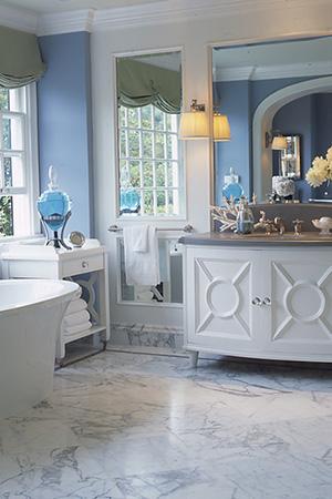 Bath Design by Michael Berman