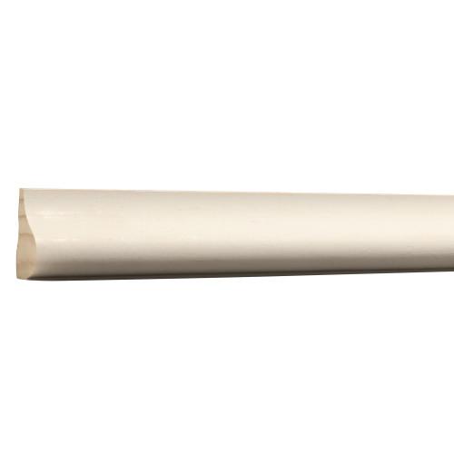 """166 Primed FJ Pine Baseboard - 11/16"""" x 1-1/4"""""""