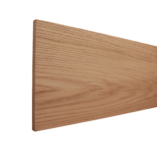 "3/4"" x 11-1/4"" x 16' - Oak Veneer / FJ Core Skirt Board"