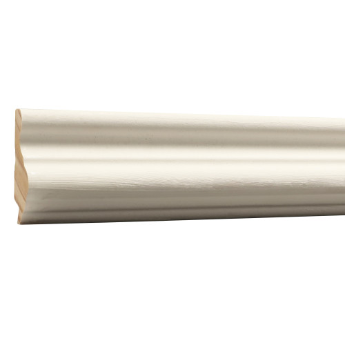 "2464 Primed FJ Chair Rail - 3/4"" x 2"""