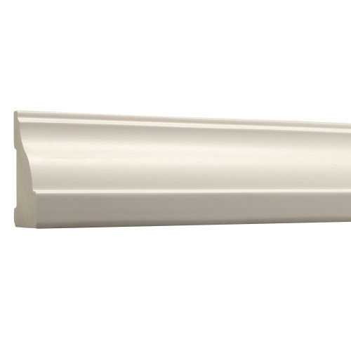 """287 PVC Rake Moulding - 1-1/6"""" x 2"""""""