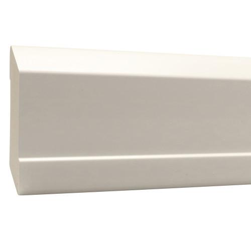 "350 PVC Attic Vent Louver - 3/4"" x 3-1/2"""