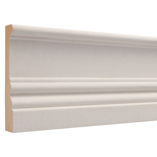 "5021 Primed MDF Architrave - 1-1/8"" x 5-5/16"""