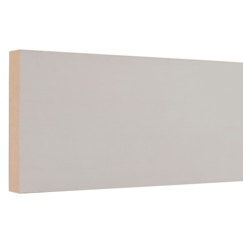 "54X4 Primed MDF Board - 1"" x 3-1/2"""