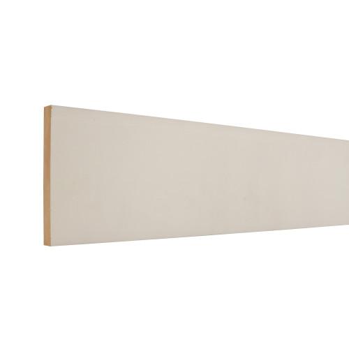 "54X6 Primed MDF Board - 1"" x 5-1/2"""