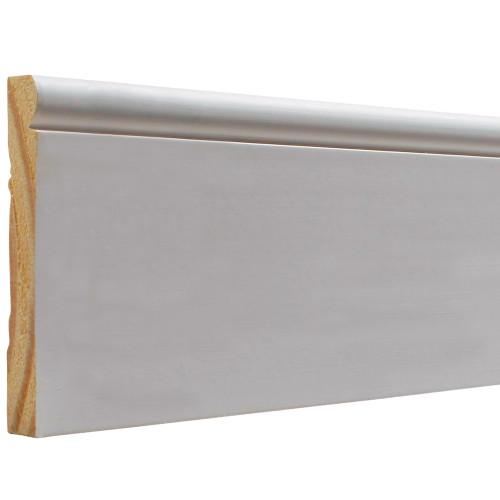 """753 Primed FJ Pine Baseboard - 9/16"""" x 3-1/4"""""""