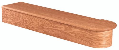 "8010 - 48"" Oak Starting Step"