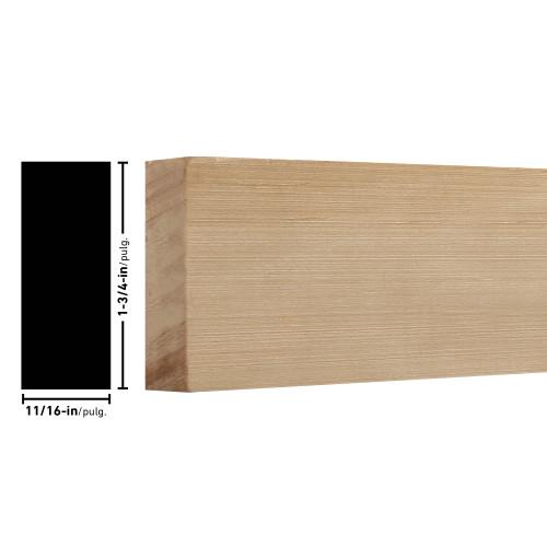 "L248 Pine Screen Stock - 11/16"" x 1-3/4"""