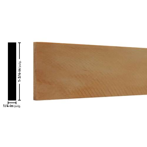 """L265 Pine Lattice - 1/4"""" x 1-3/4"""""""
