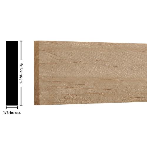 """L267 Pine Lattice - 1/4"""" x 1-3/8"""""""