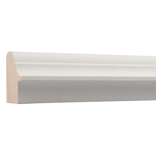 "LCAP Primed FJ Pine Cap Mould - 1-3/8"" x 1-3/4"""
