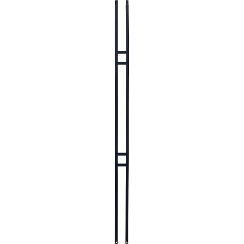 "1/2"" Designer Two Leg - Iron Baluster"