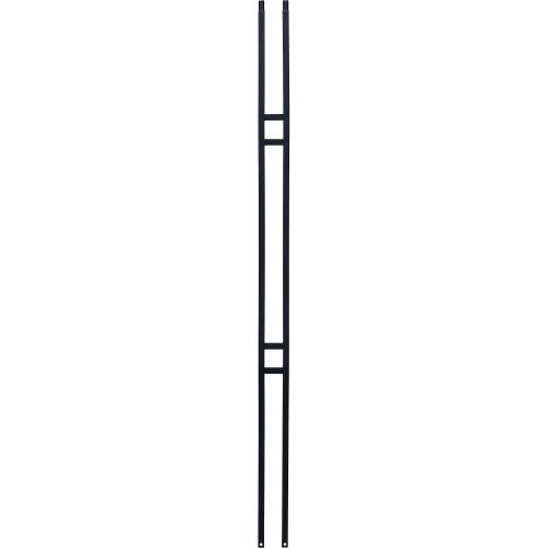 """1/2"""" Designer Two Leg - Iron Baluster"""